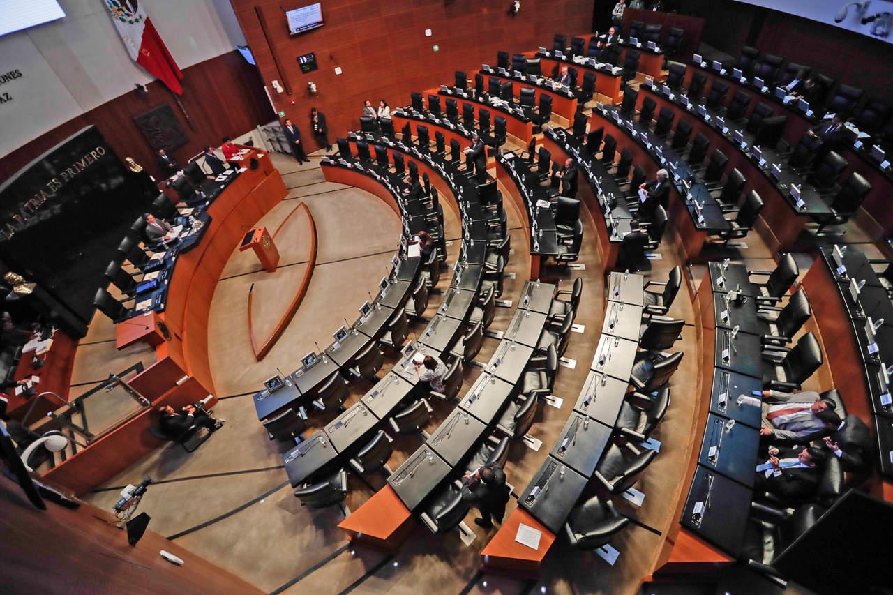 Senado inicia hoy discusión sobre eliminación del fuero