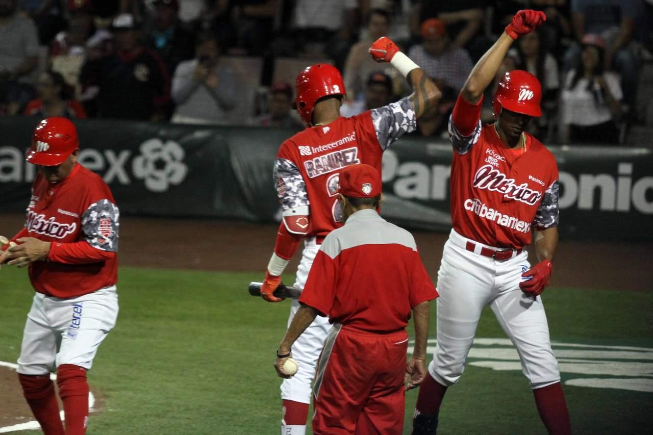Inician Diablos Rojos serie contra Tabasco en la LMB