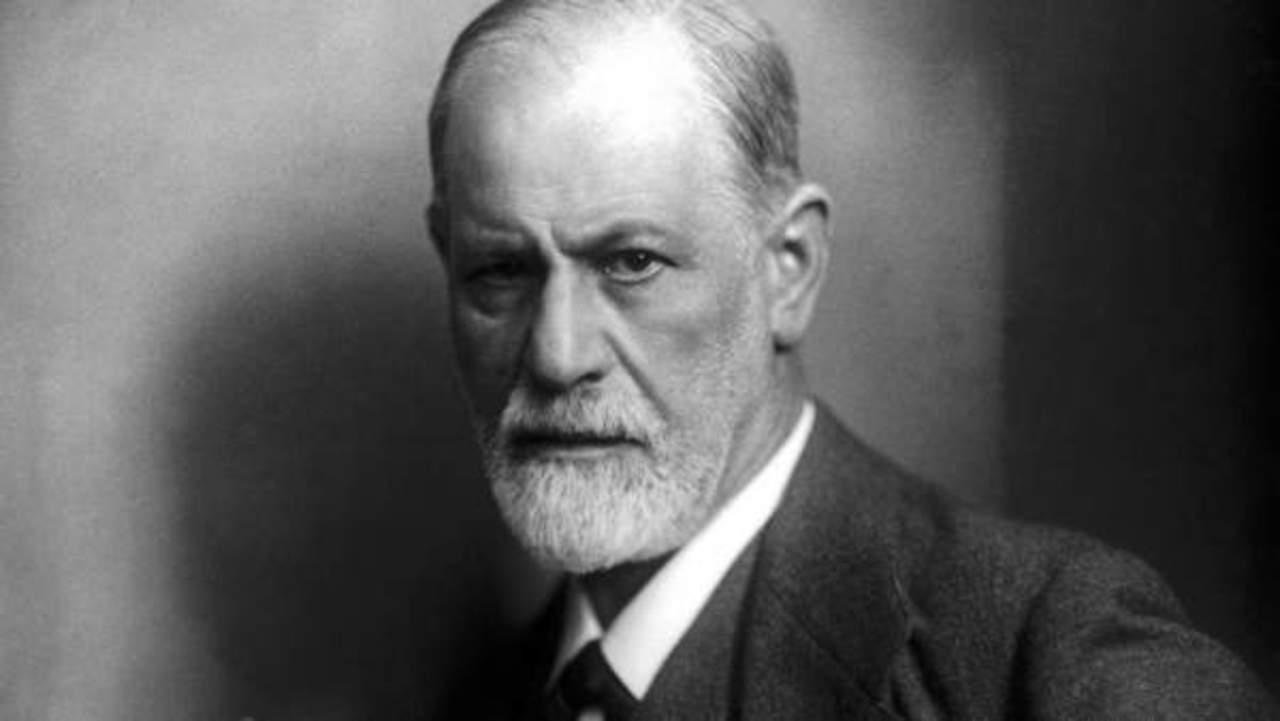 Sigmund Freud, el
