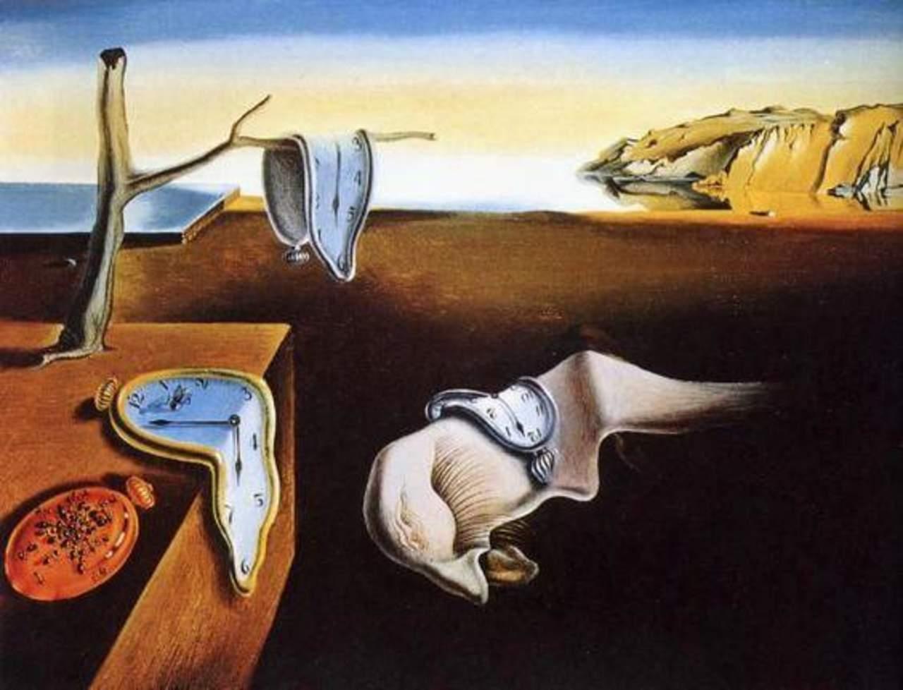 La Persistencia de la Memoria, de Salvador Dalí