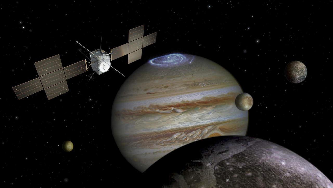 Luna de Júpiter tendría lo necesario para sustentar vida