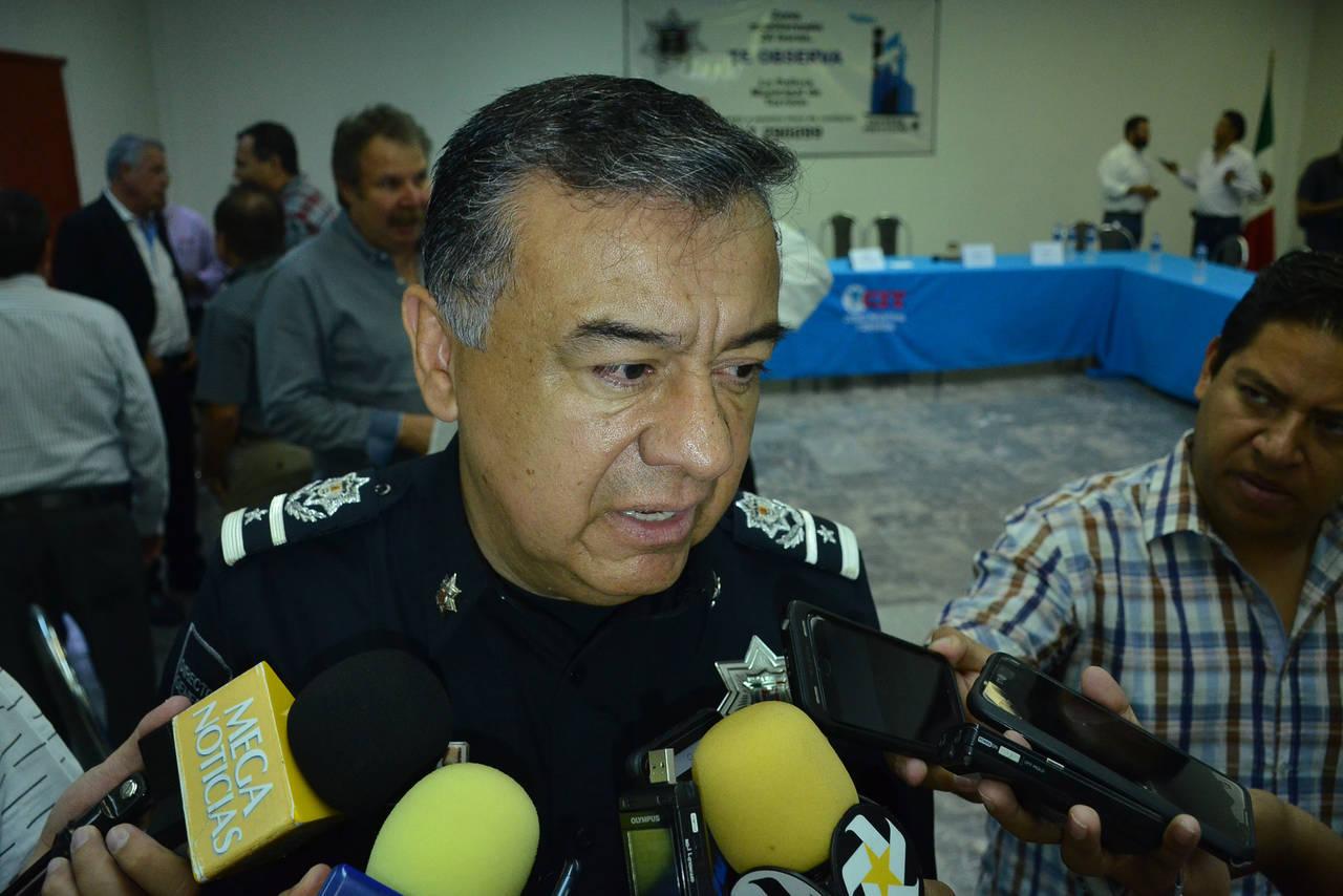 Director de Policía defiende estrategia