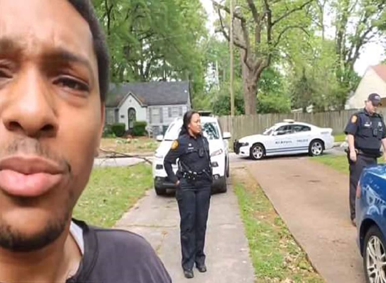 Revisaba su propia casa cuando lo acusaron de ladrón