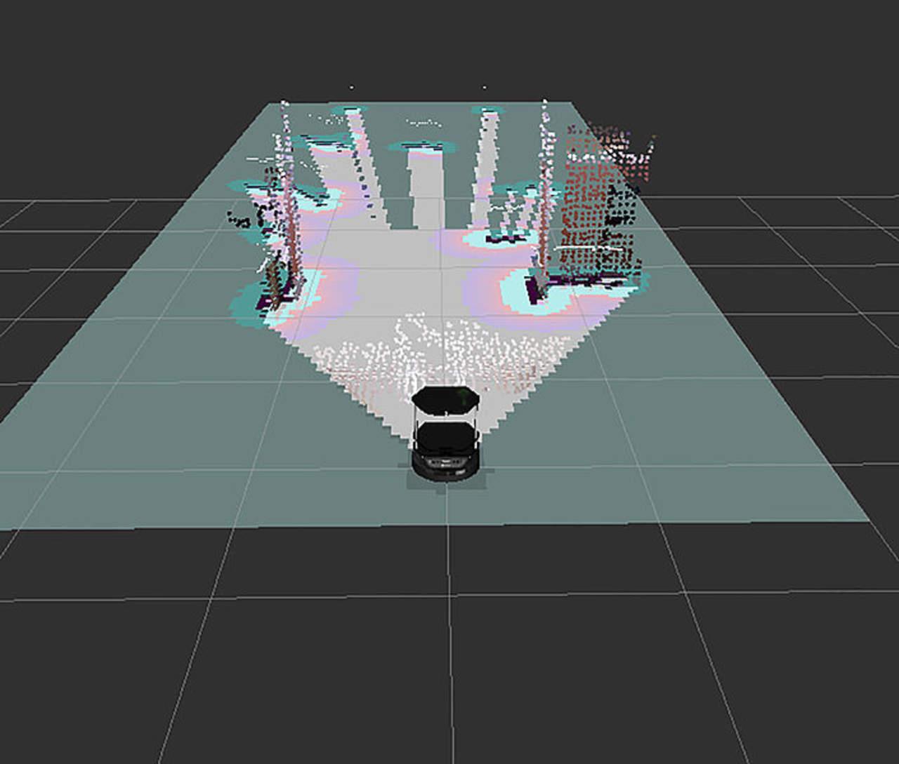 Desarrollan robot de servicio que procesa mapas bidimensionales
