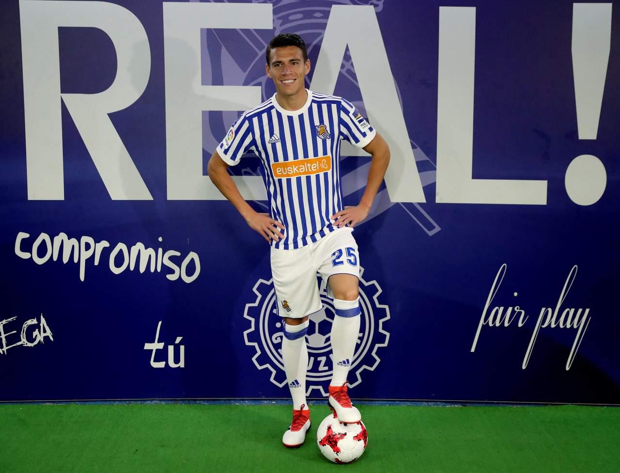 Moreno entra a la lista de lesionados de México