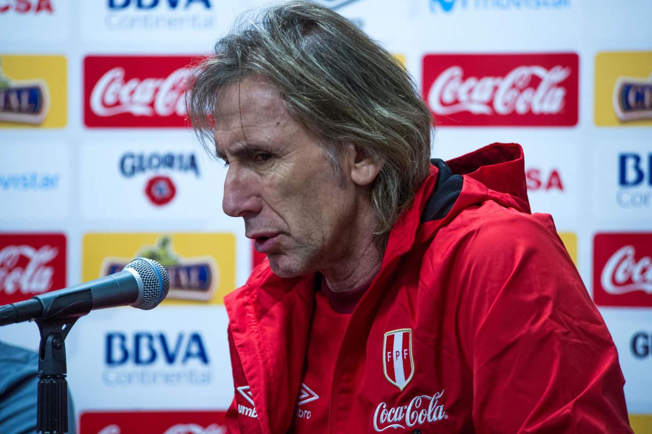 Sin Guerrero, Gareca convoca a equipo que clasificó a Perú