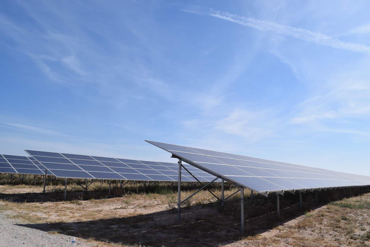Confirma construcción de un segundo Parque Solar en Matamoros
