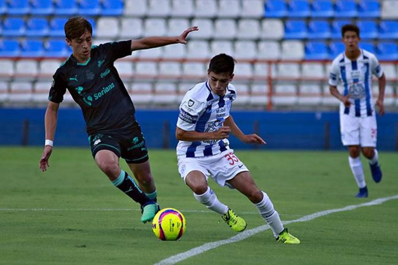 Santos Sub17 pega primero en la final