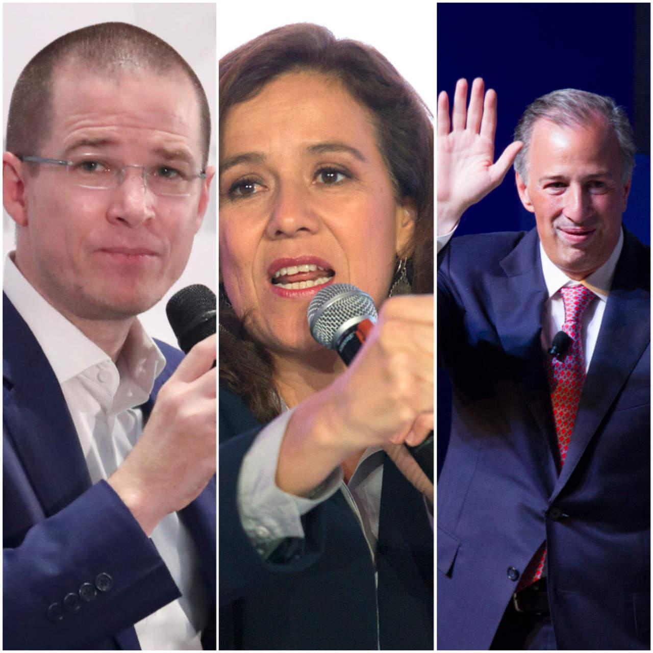 Van por votos de Margarita Zavala