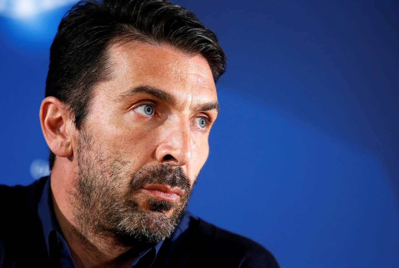 Buffon dejará la Juventus a final de temporada