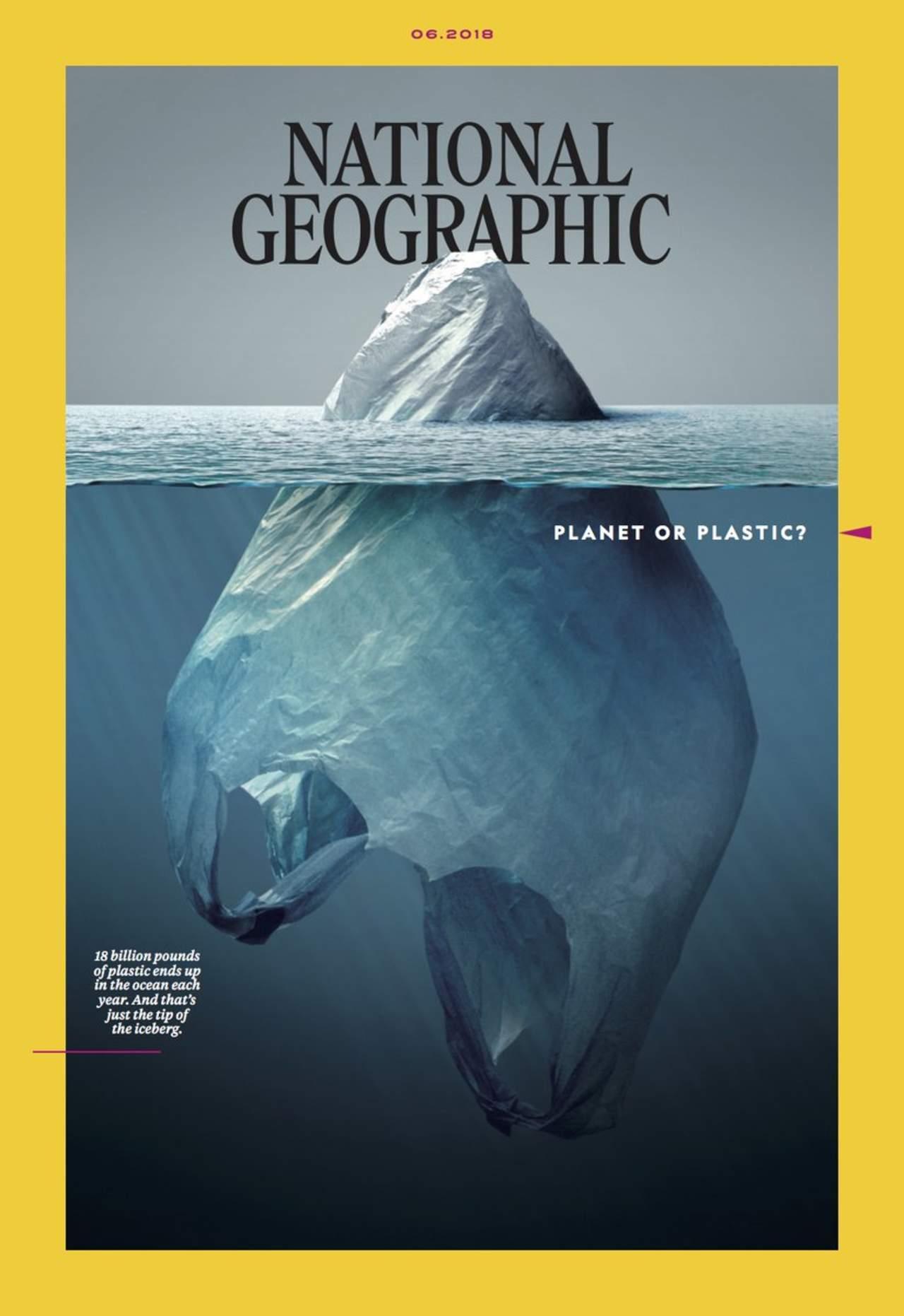 Conoce la controversial portada de Nat Geo