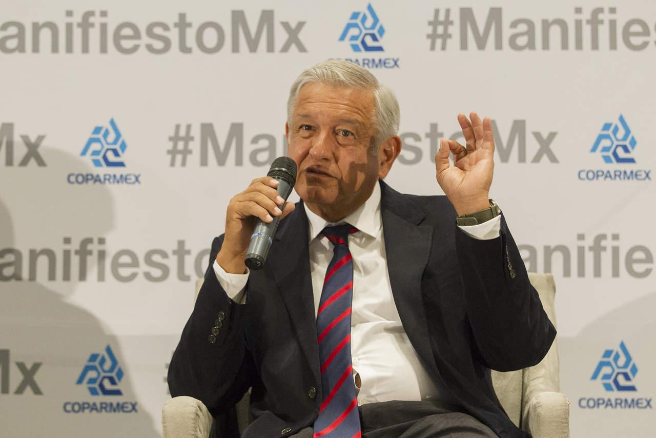 Renunciar no fue una decisión valiosa de Zavala: López Obrador