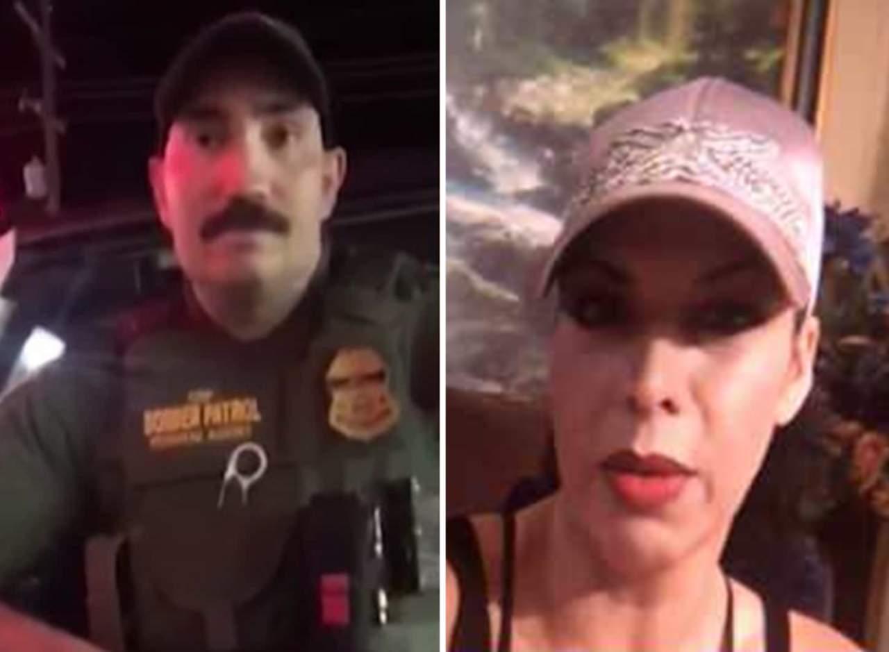 Oficial de la frontera detiene a dos mujeres por hablar español