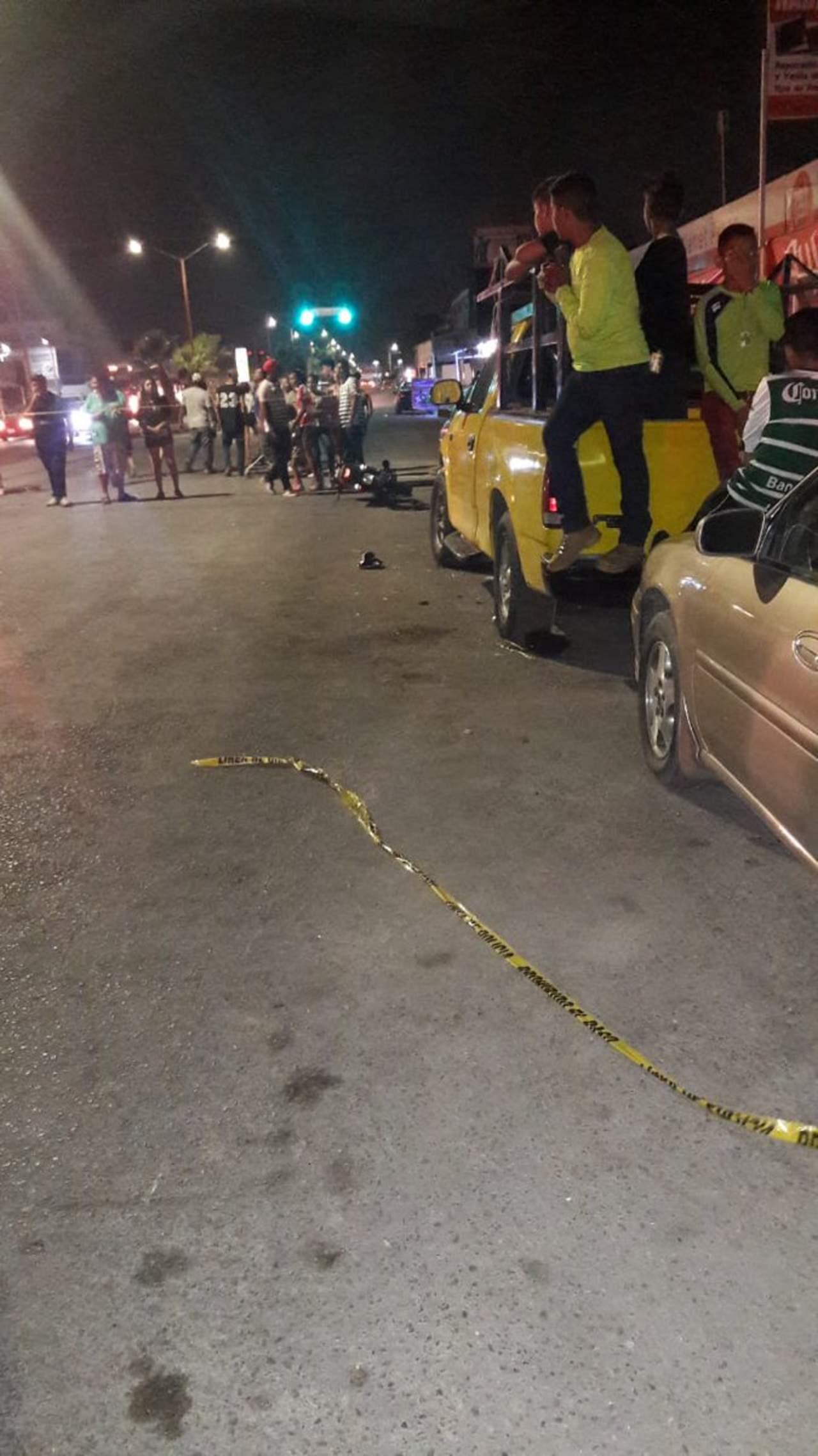 Motociclista ebrio arrolla a ocho personas durante celebración