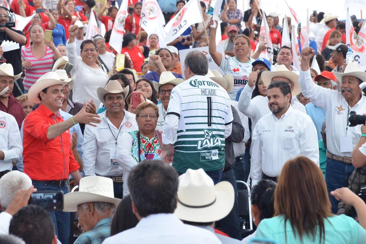 Cada que gana Santos, el PRI gana la Presidencia: Meade