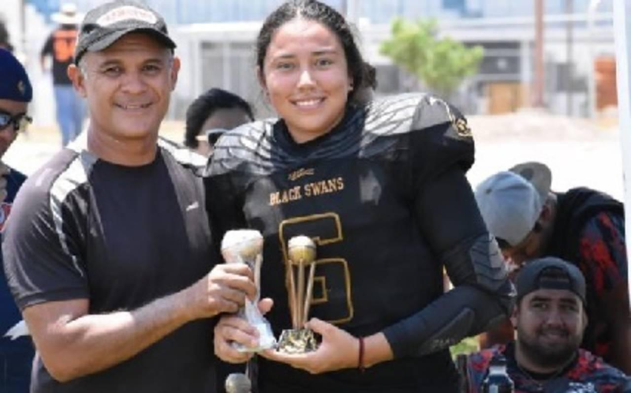 Premian a las mejores jugadoras de liga HAF Femenil