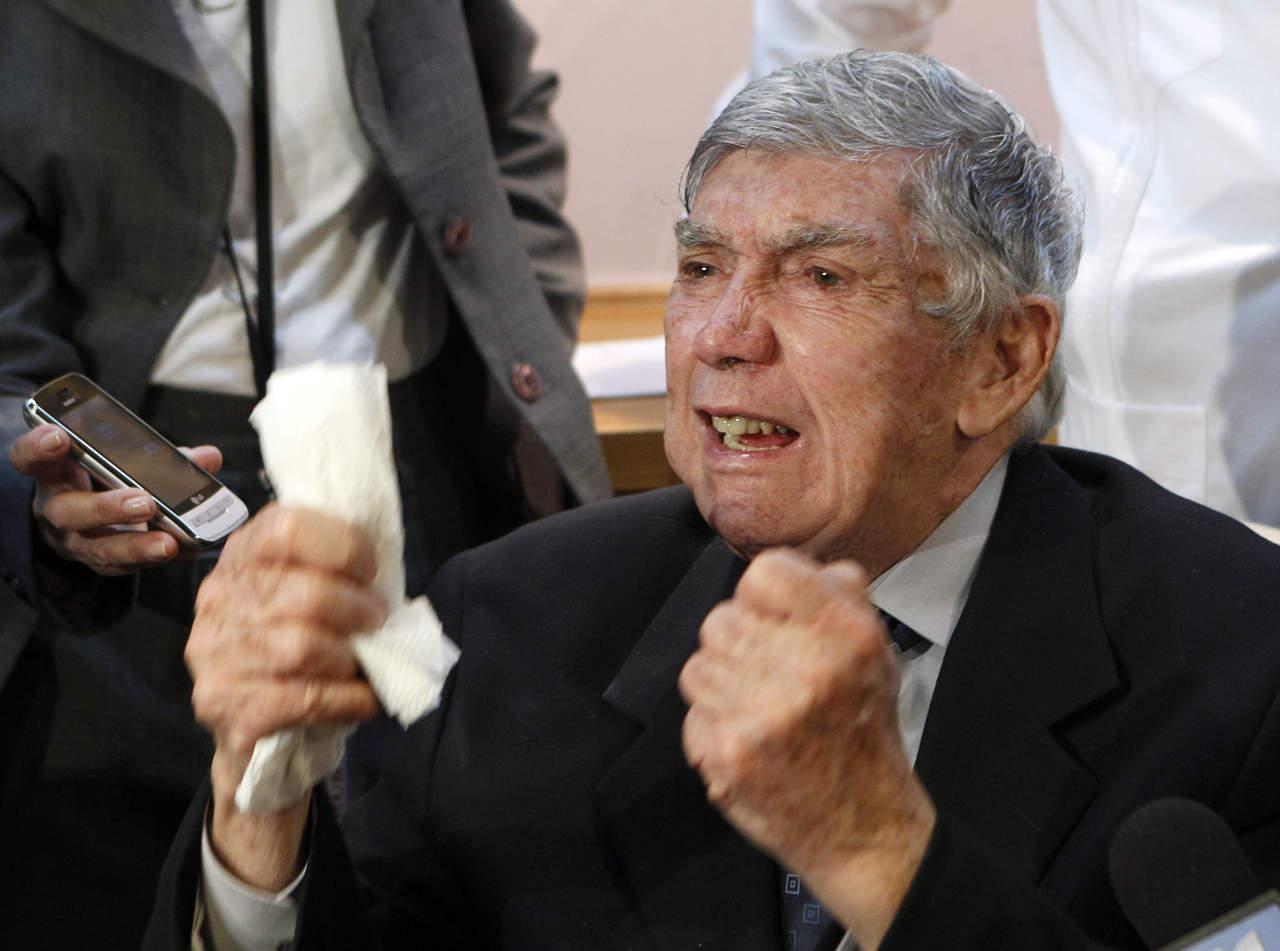 Fallece el anticastrista Luis Posada Carriles