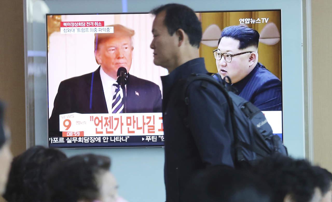 Vuelve tensión por Corea del Norte