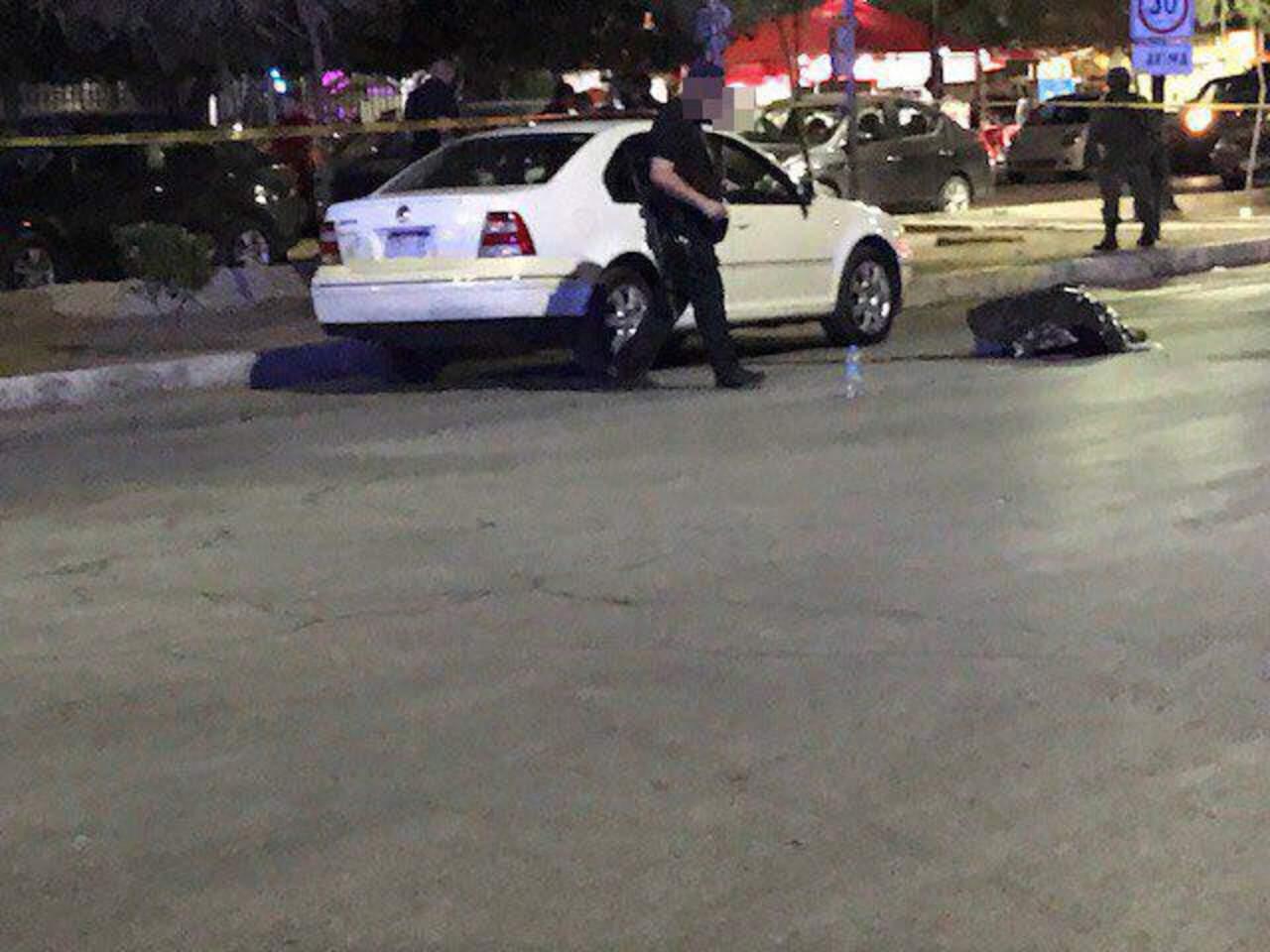 Matan a tiros a hombre frente la Alameda de Torreón
