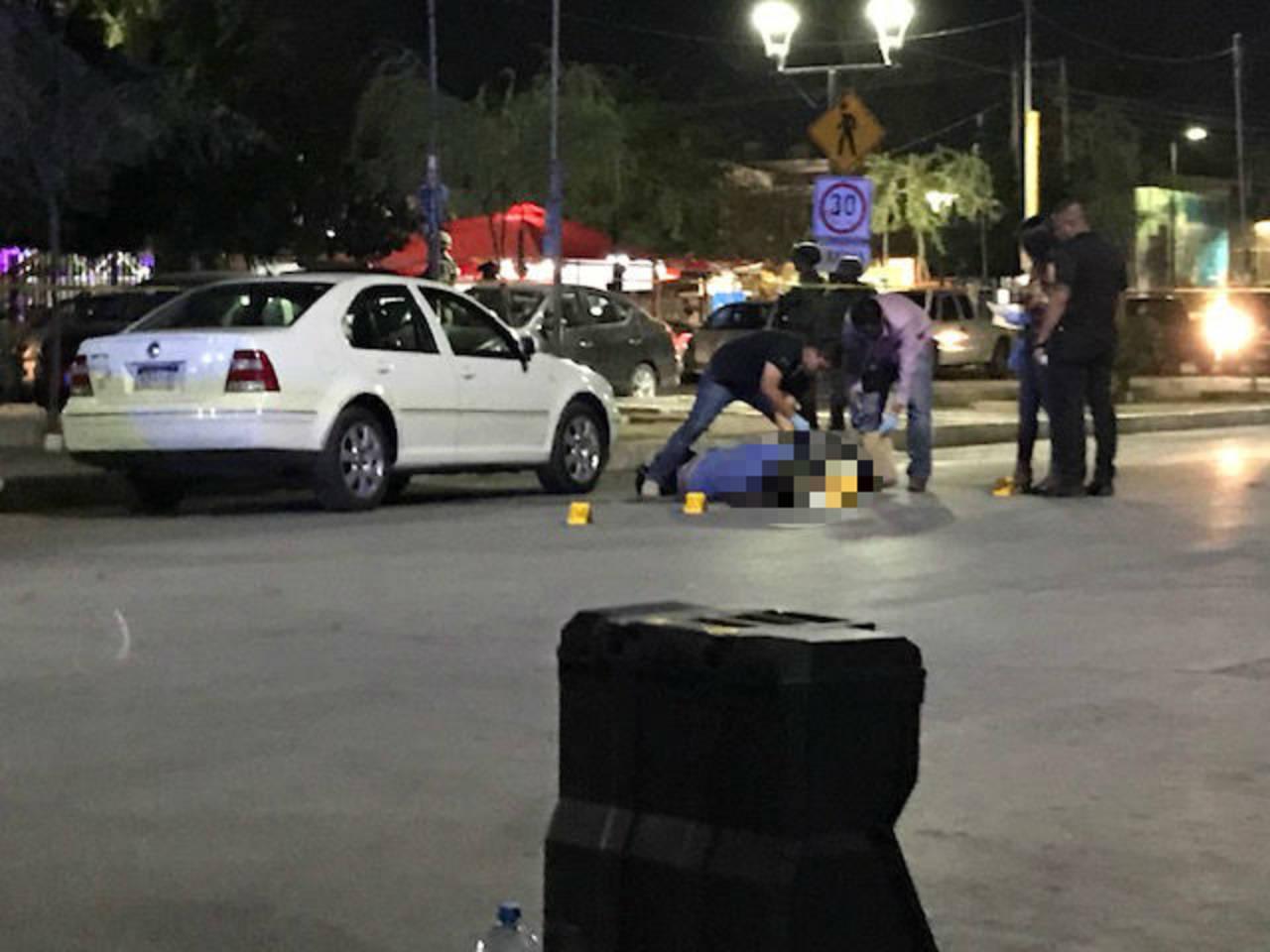 Acribillan a persona frente a la Alameda de Torreón