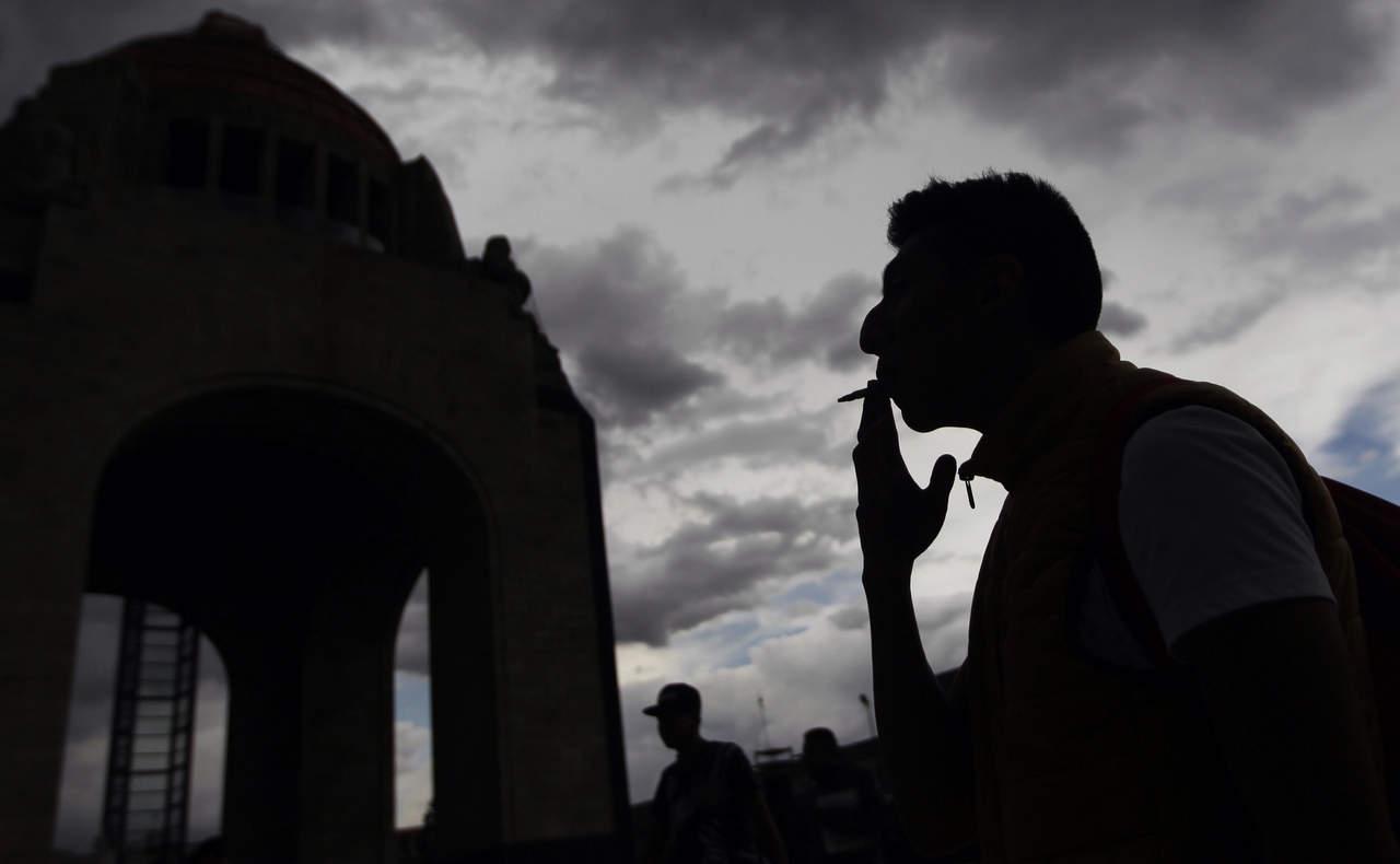 Consumo de tabaco en CDMX, primer lugar a nivel nacional