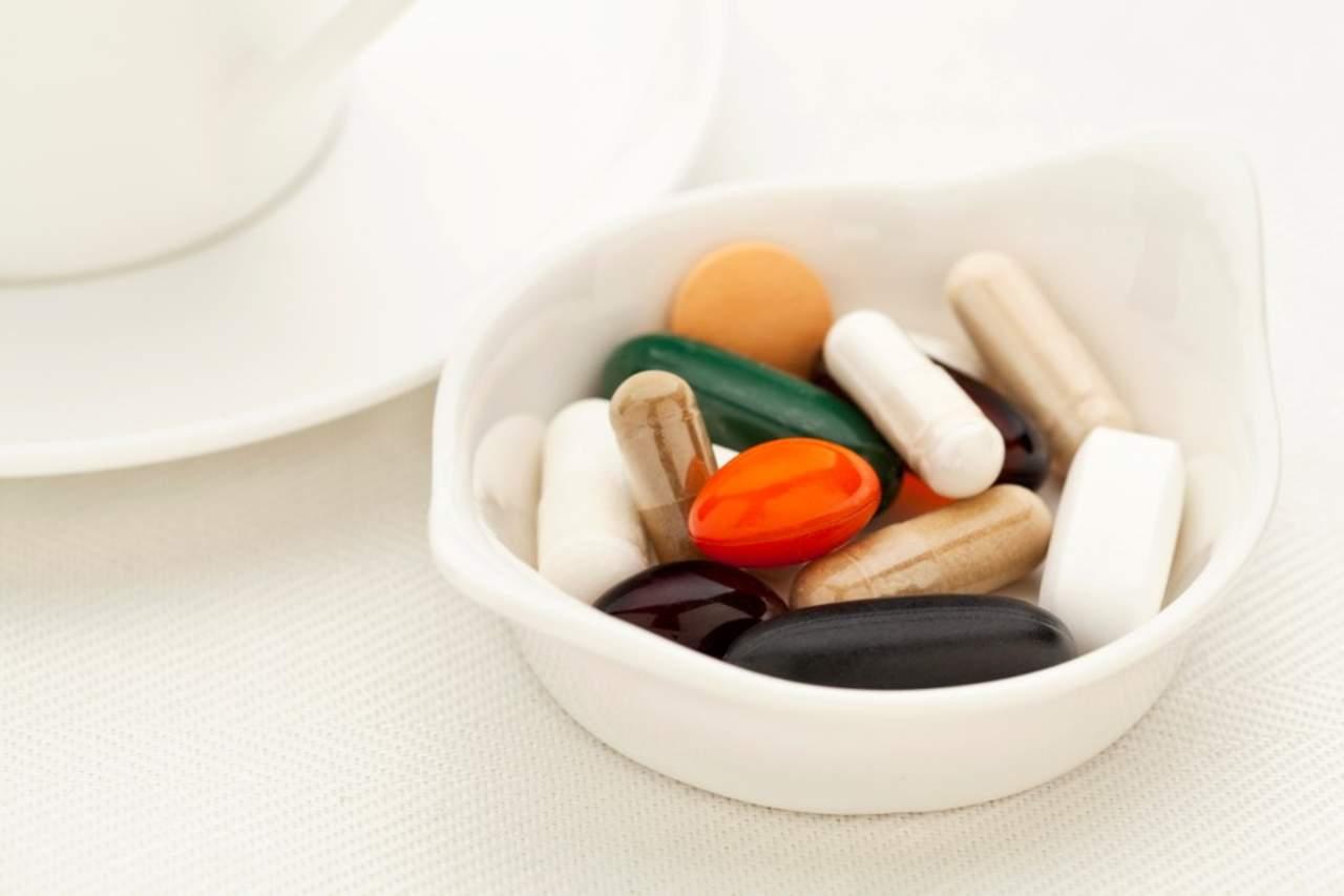 Consumo de suplementos vitamínicos, sólo con supervisión médica