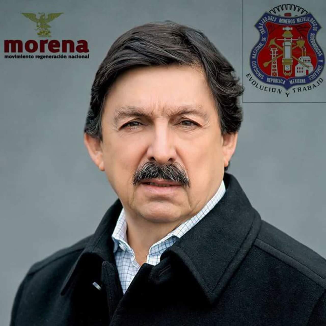 Avala el Trife a  Napoleón Gómez Urrutia