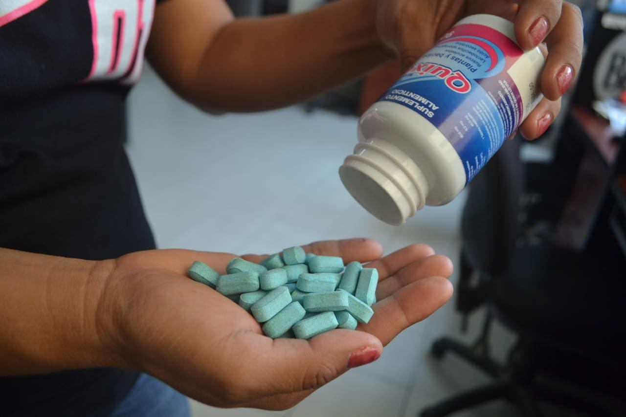 Suplementos alimenticios seguros ayudan a mejorar calidad de vida