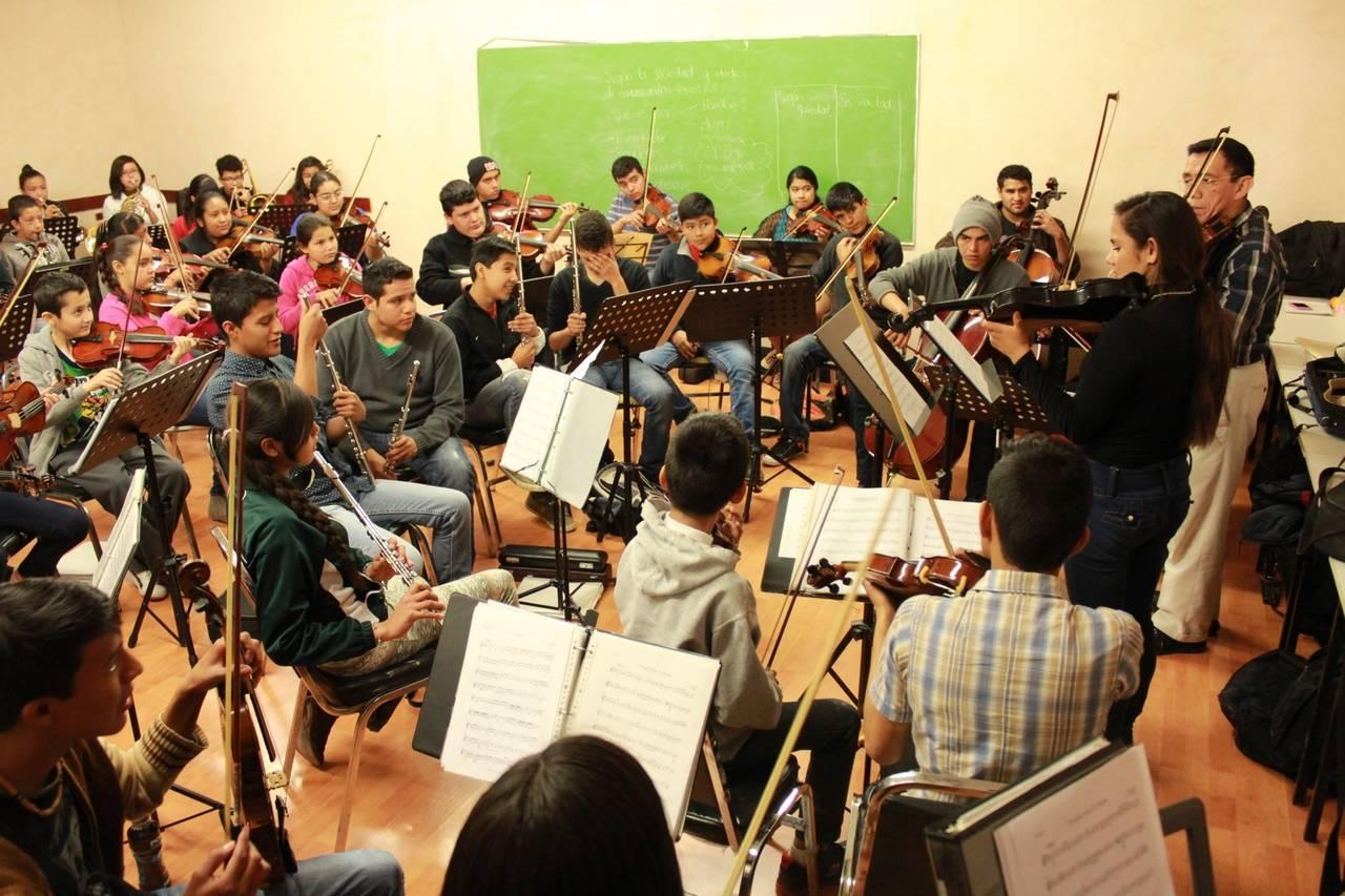 Orquesta de DIME tendrá concierto