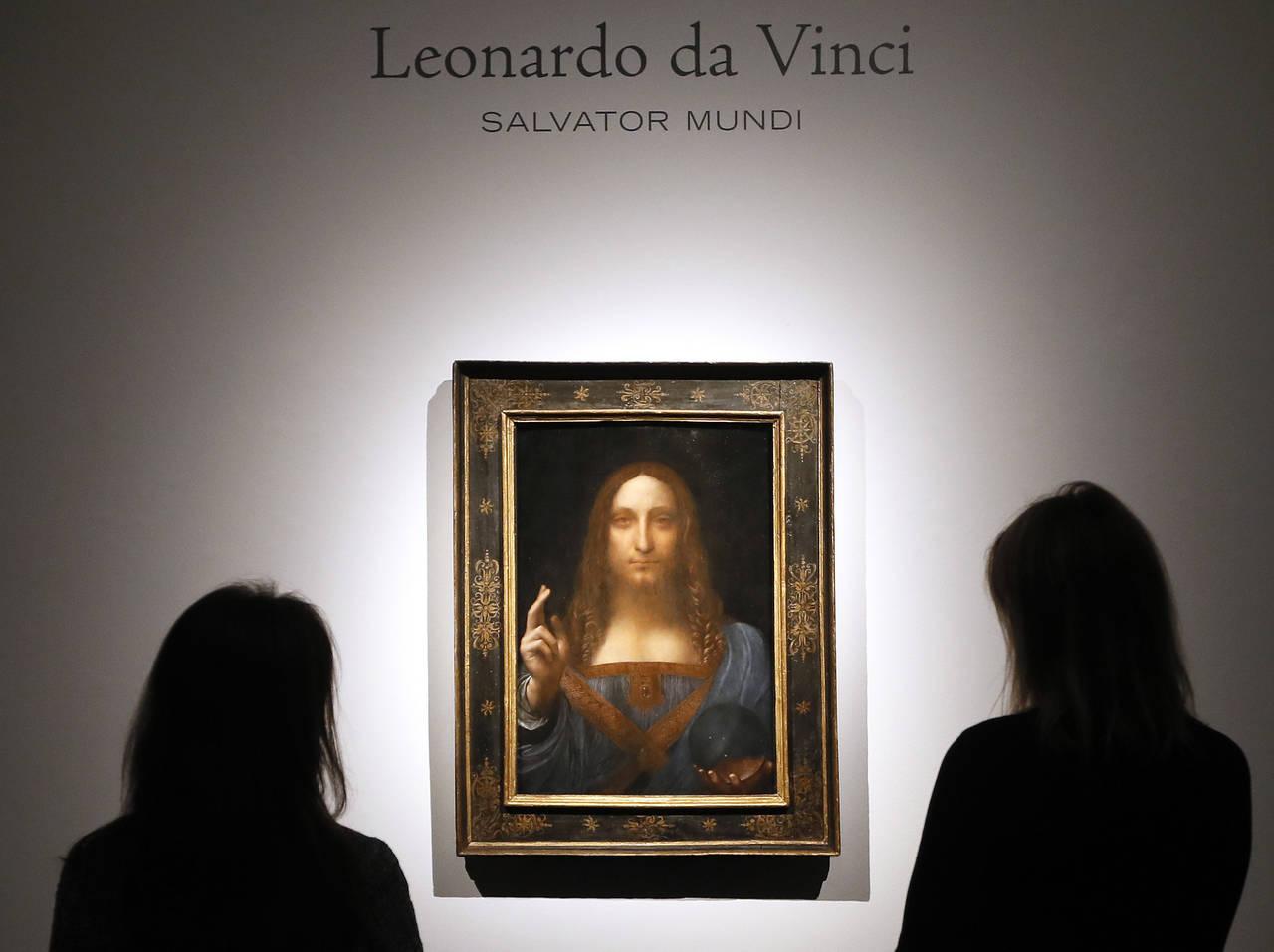 Galería poblana recibe a Da Vinci