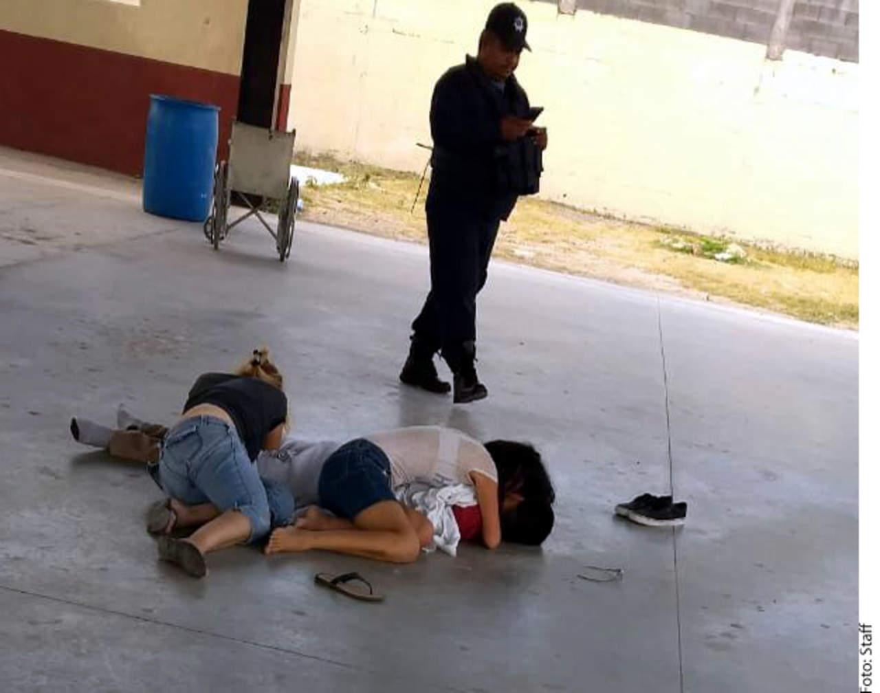 Mata bala perdida a niño en su escuela en Reynosa