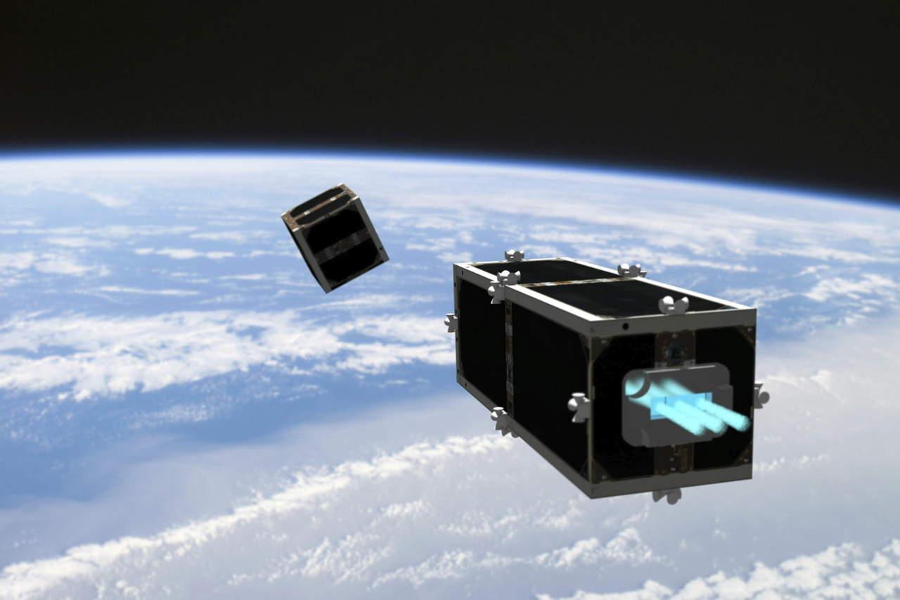 Nuevo proyecto buscará remover basura espacial