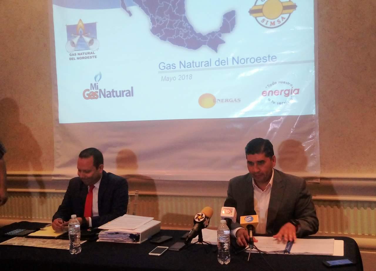 Empresa del gasoducto no ha sido emplazada sobre suspensión