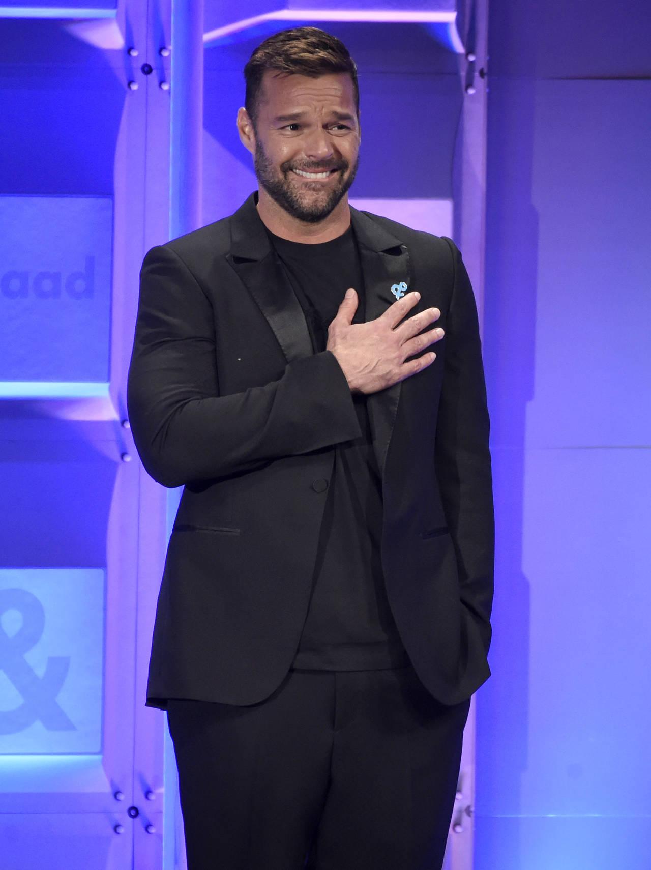 Me gustaría que mis hijos fueran gay: Ricky Martin