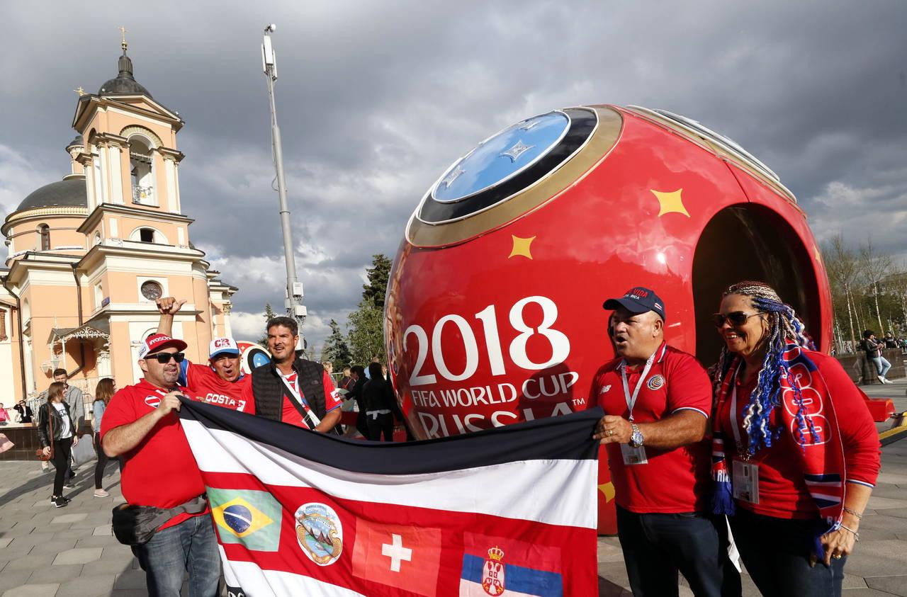 Los ojos del mundo estarán en Rusia 2018