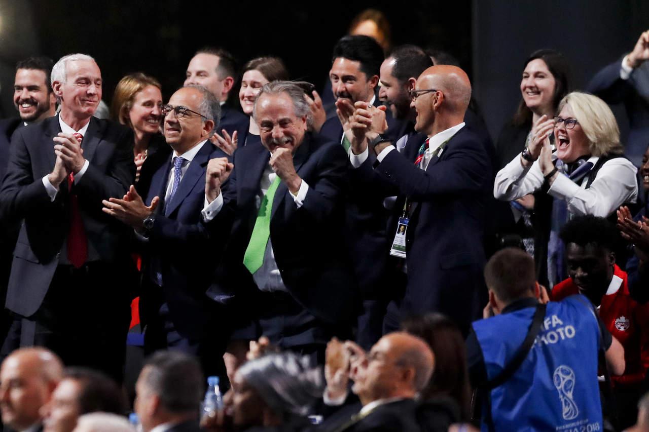 México, el primero con tres Mundiales