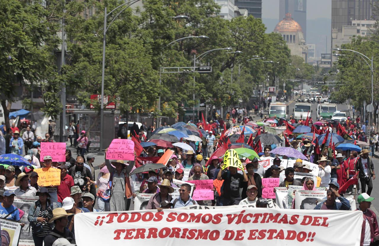 México, peor que Irak y Colombia en desapariciones forzadas: ONU