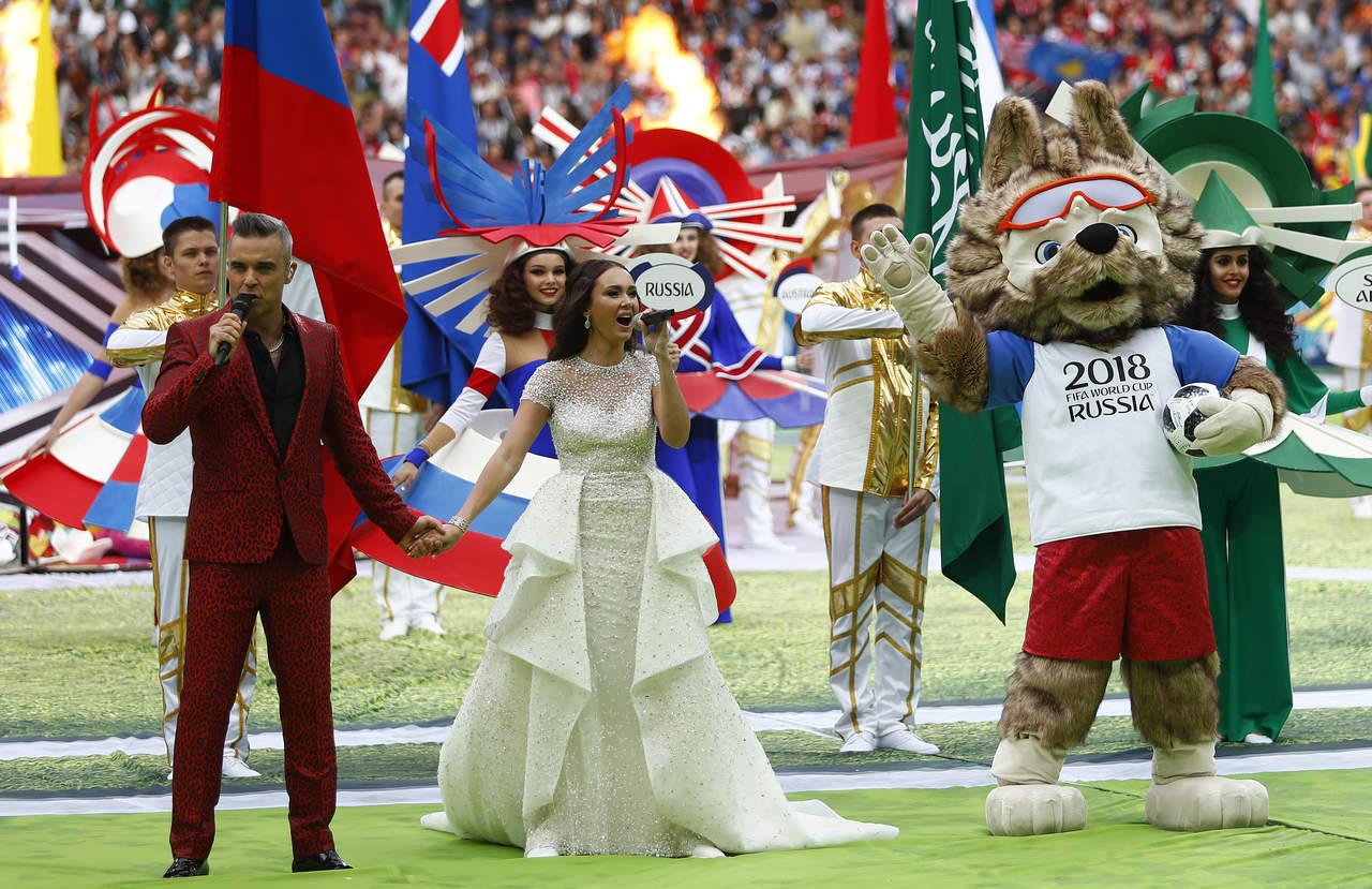 Revive el arranque del Mundial de Rusia 2018