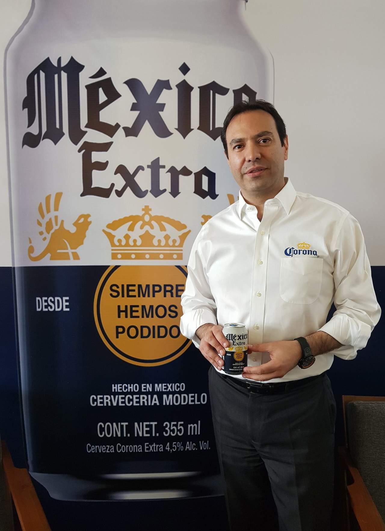 Mauricio Leyva, director de Grupo Modelo, deja el cargo