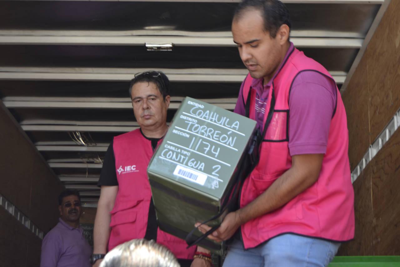 Se instalarán 118 nuevas casillas en Coahuila