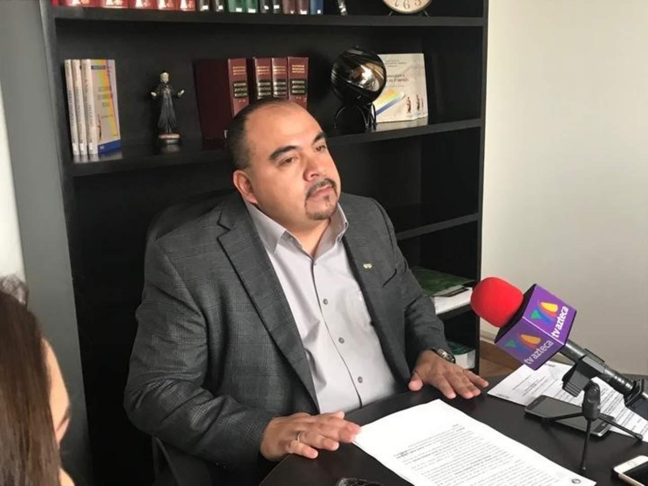 Denuncian a exfuncionarios de Durango amparados ante la PGR