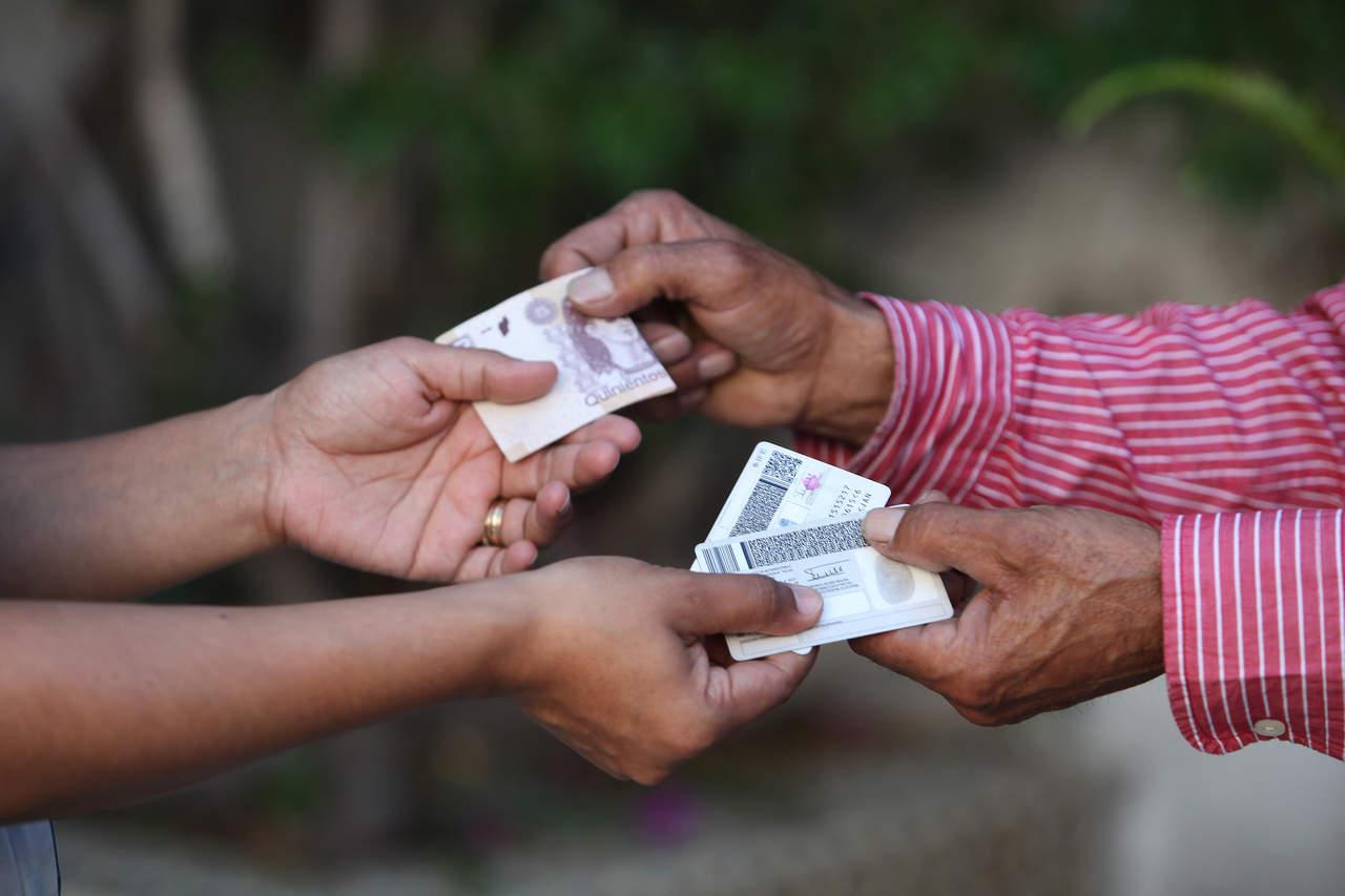 Elección puede cerrarse por la compra de votos: Académico