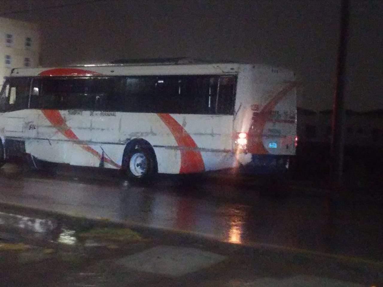 Accidente de autobús en Torreón deja 22 lesionados