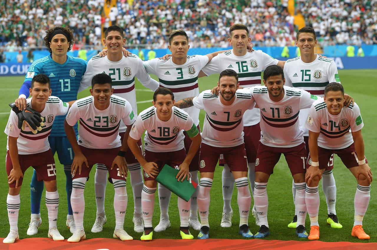 Resultado de imagen para México rusia 2018