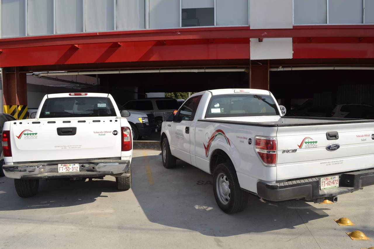 Restringen uso de vehículos oficiales en Gómez Palacio