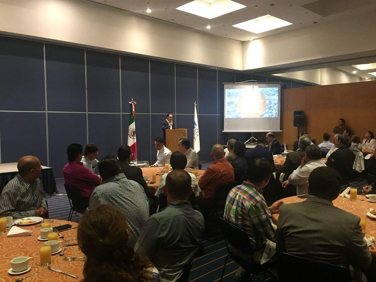Presenta CCI Laguna nuevos proyectos para este año
