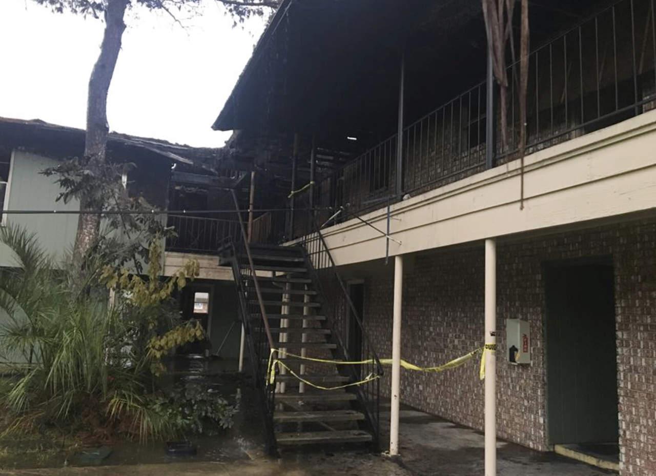 Mueren tres niños en un incendio en Texas