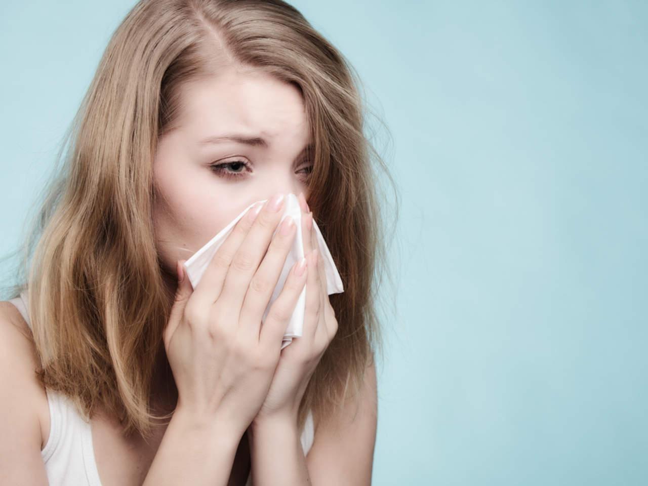 Advierten sobre factores que agravan alergias en la población