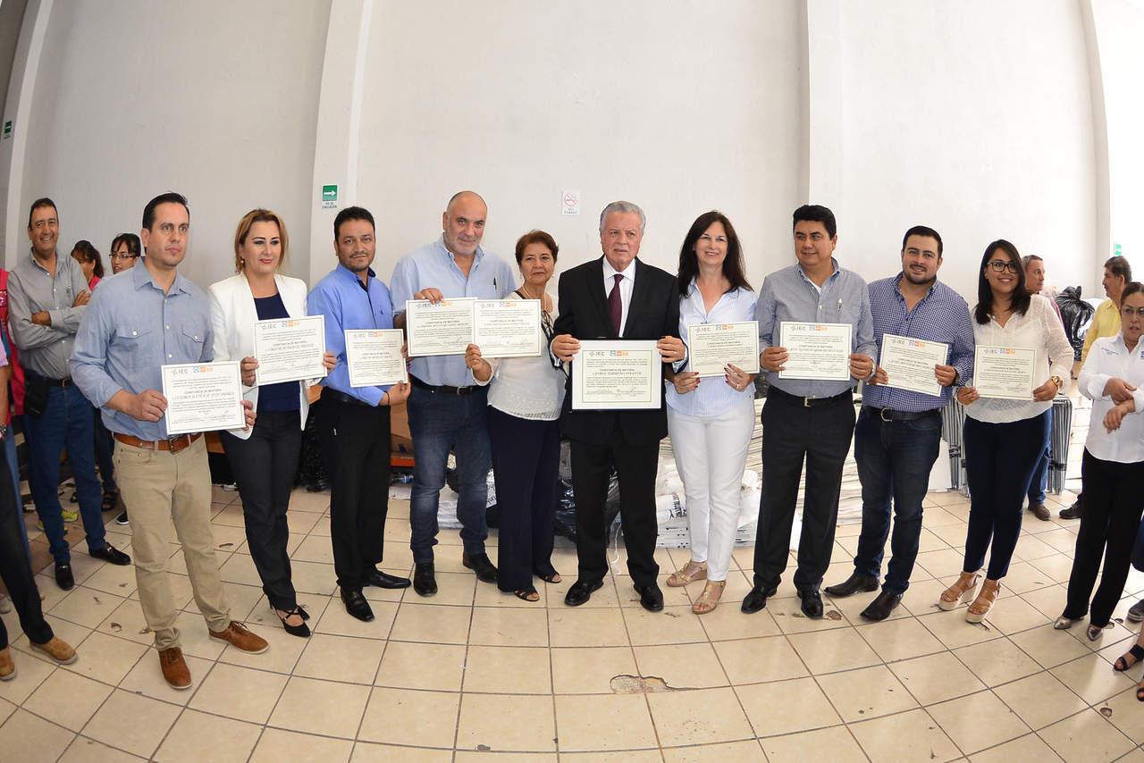 Aprueban integrantes del Cabildo de Torreón 2019-2021