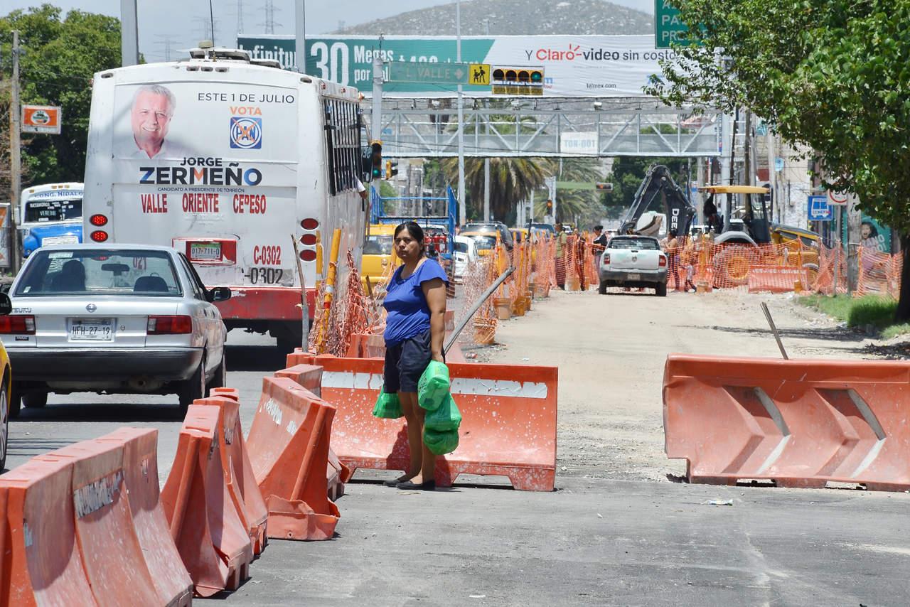 Alcalde de Torreón presiona a Metrobús